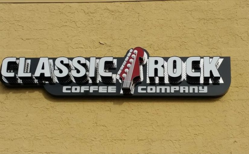 Cool beans, Classic Rock Coffee will make you cool!