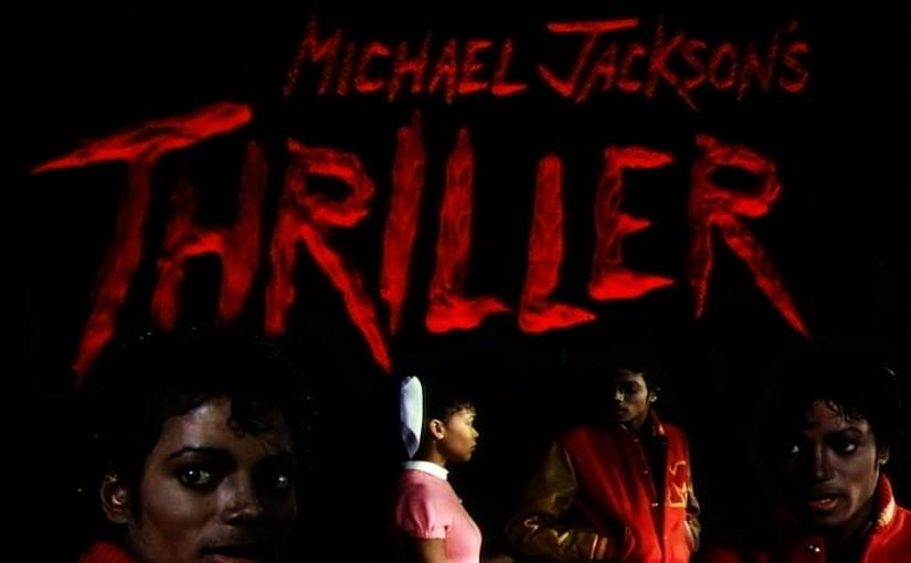 Thriller fans …!