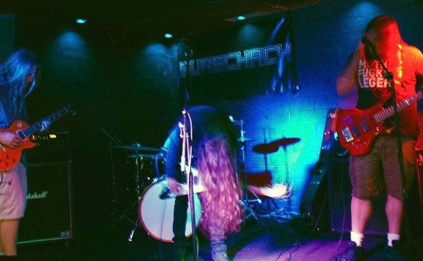 So Cal musicians rock!! Long Beach's Blacklight… Photos by Hek82!