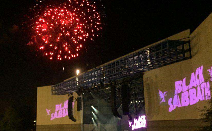 Hek82 goes to Ozzfest 2016, in San Bernadino at San Manuel Amphitheatre!